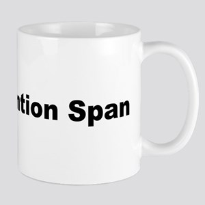 Short Attention Span Mug