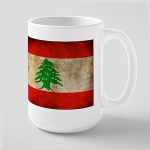 Lebanon Large Mug