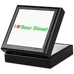 Heart Sour Diesel Keepsake Box