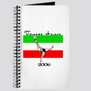 Team Iran '06 Journal