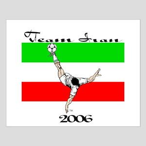 Team Iran '06 Small Poster