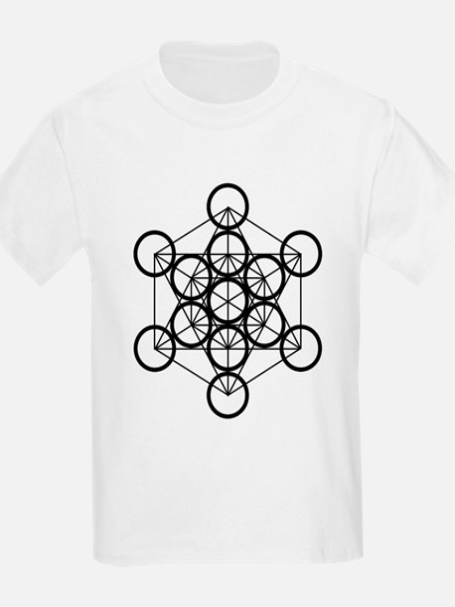Metatron's Cube - Kids T-Shirt