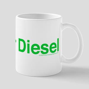 Heart Sour Diesel Mug