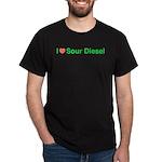 Heart Sour Diesel Dark T-Shirt