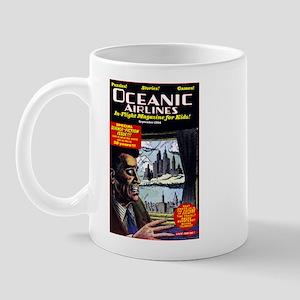 $14.99 Oceanic Air In-Flight Mag Mug