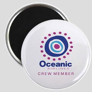 'Oceanic Airlines Crew' Magnet