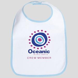 'Oceanic Airlines Crew' Bib
