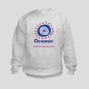 'Oceanic Airlines Crew' Kids Sweatshirt