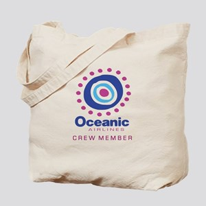 'Oceanic Airlines Crew' Tote Bag