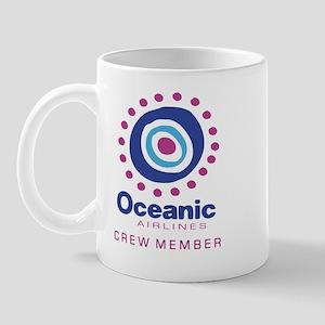 'Oceanic Airlines Crew' Mug
