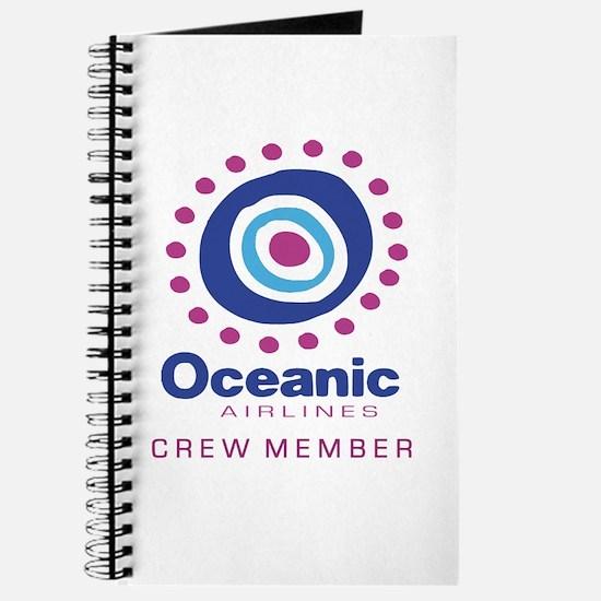 'Oceanic Airlines Crew' Journal
