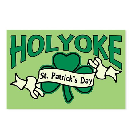 Holyoke St. Patrick's Day Postcards (Package of 8)