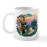 St Francis #2 / Wheaten Mug