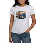 St Francis #2 / Wheaten Women's T-Shirt