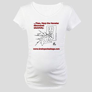Merp The Hamster Maternity T-Shirt