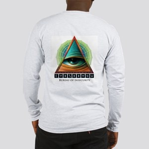 The Secret Agent Long Sleeve T-Shirt