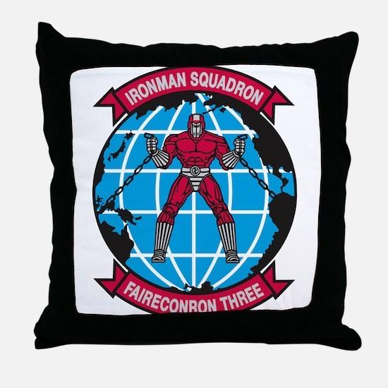 Cute Ironman Throw Pillow
