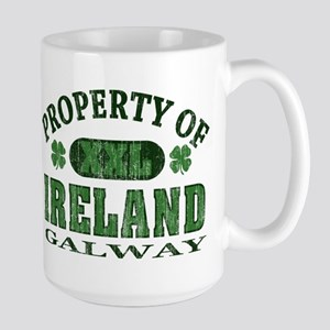 Property of Galway Large Mug