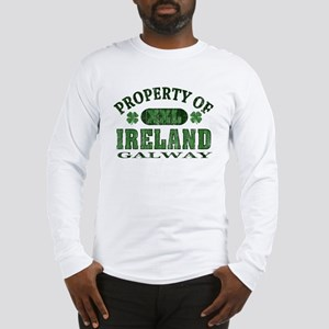 Property of Galway Long Sleeve T-Shirt