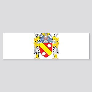 Perazzi Family Crest - Coat of Arms Bumper Sticker