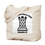 Columbia Chess Tote Bag