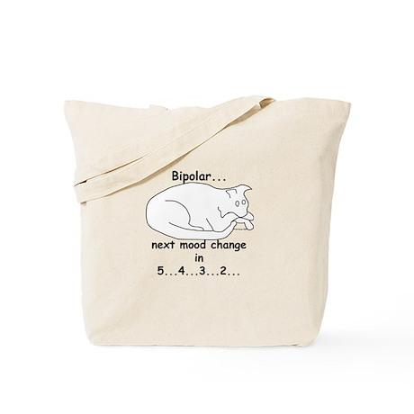 Bipolar Countdown G Tote Bag