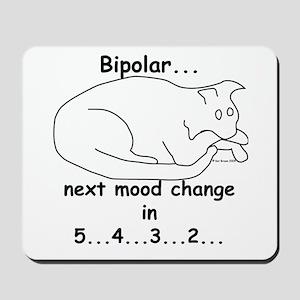 Bipolar Countdown G Mousepad