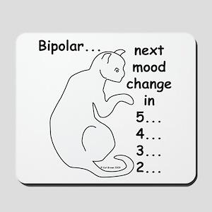 Bipolar Countdown H Mousepad
