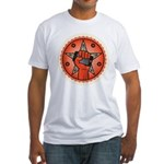 Rise Up Revolution Fitted T-Shirt
