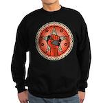 Rise Up Revolution Sweatshirt (dark)