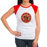 Rise Up Revolution Women's Cap Sleeve T-Shirt