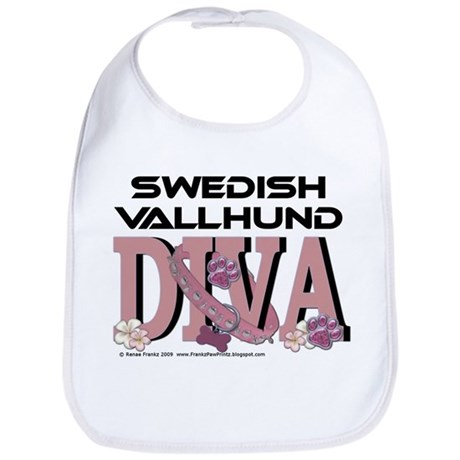 Swedish Vallhund DIVA Bib