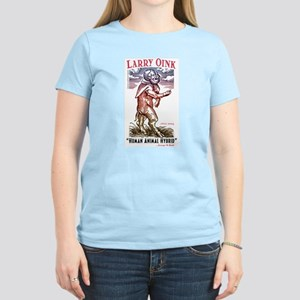 Larry Oink Women's Light T-Shirt
