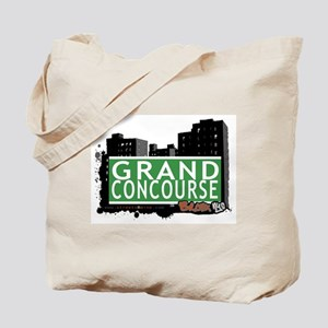 Grand Concourse, Bronx, NYC Tote Bag