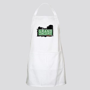 Grand Concourse, Bronx, NYC Apron