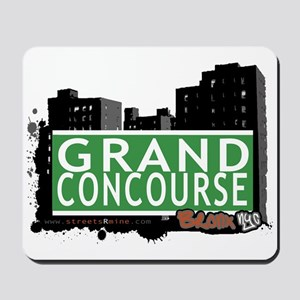 Grand Concourse, Bronx, NYC Mousepad