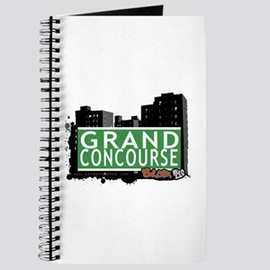 Grand Concourse, Bronx, NYC Journal
