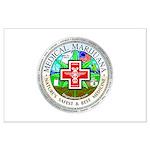 Medical Marijuana Large Poster