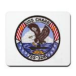 USS CHARR Mousepad