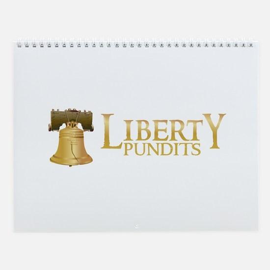 Liberty Pundits Wall Calendar
