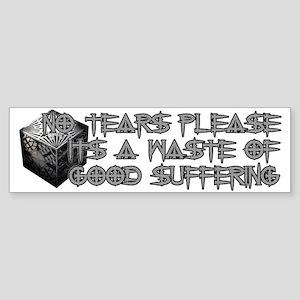 Cenobite Sticker (Bumper)