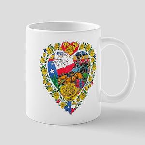 Heart of Texas Mug