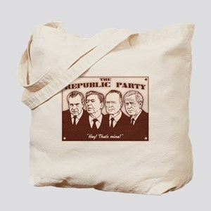 The Republic Party Tote Bag