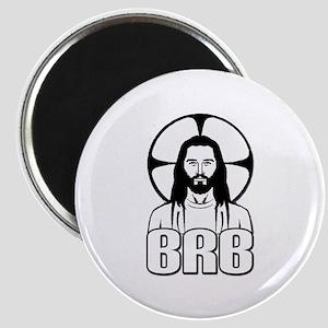 Jesus - Be Right Back Magnet