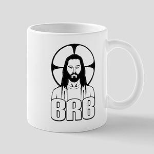 Jesus - Be Right Back Mug