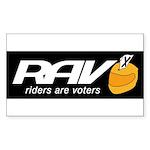 RAV Sticker (Rectangle)