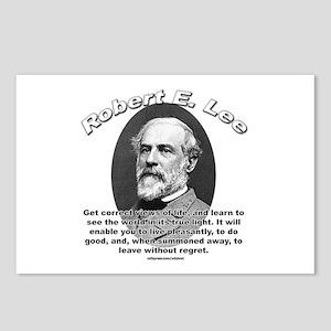 Robert E. Lee 01 Postcards (Package of 8)