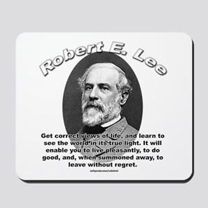 Robert E. Lee 01 Mousepad