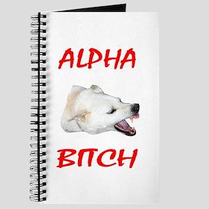 Alpha Bitch Journal