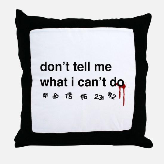 Locke Throw Pillow